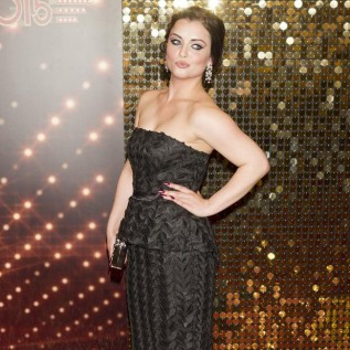 Shona McGarty is engaged