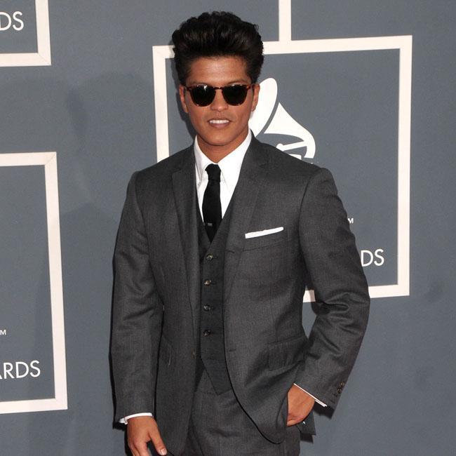 Bruno Mars wins big at Grammys