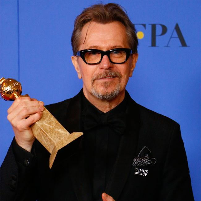 Gary Oldman flabbergasted and shocked at Harvey Weinstein