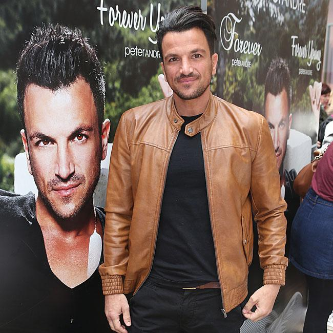 Peter Andre's son is off to drama school