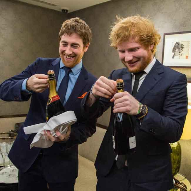 Jamie Lawson wants to write Bond song with Ed Sheeran