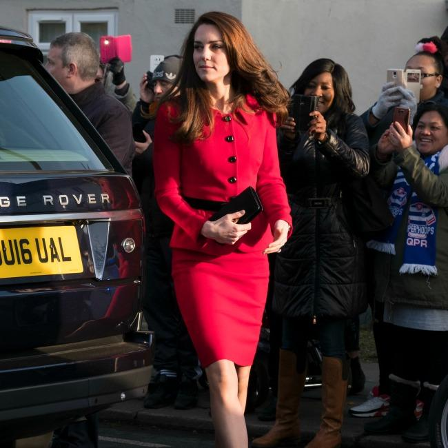 Duchess Catherine opens Mittal Children's Medical Centre