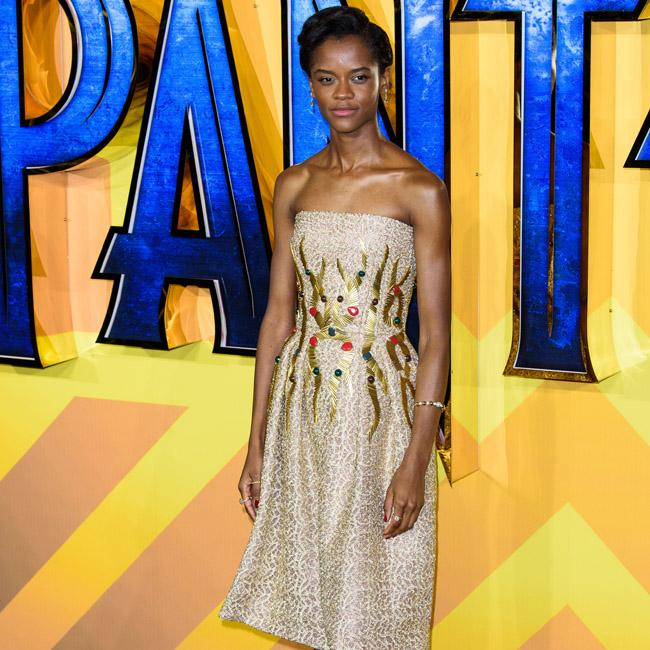 Letitia Wright hopes Black Panther will make 'different normal'