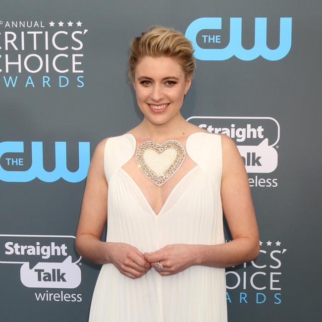 Greta Gerwig heaps praise on Saoirse Ronan