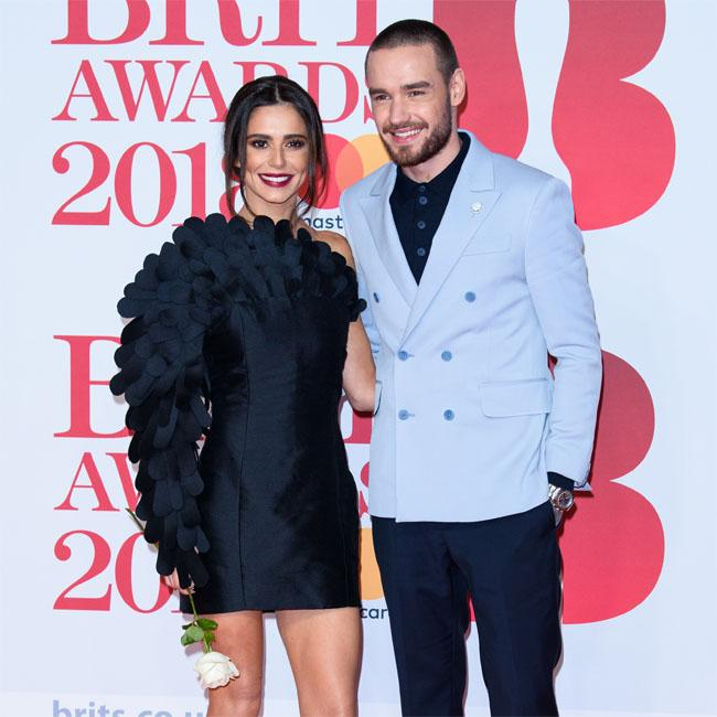 Cheryl and Liam Payne were all smiles at the BRITs