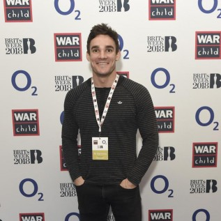 Max Evans swaps the ice for Ed Sheeran gig
