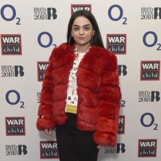Hayley Squires channels Lily Allen