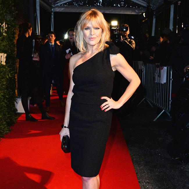 Ashley Jensen will 'never forget' finding husband's body