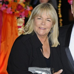 Linda Robson is insecure about her 'Vagina' neck