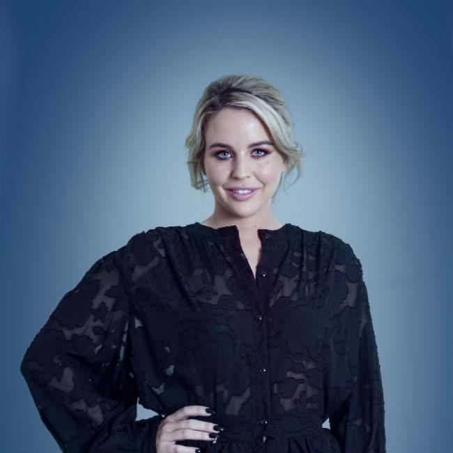 Lydia Bright was haunted as a baby