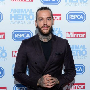 Pete Wicks is dating a girl he met through a competition