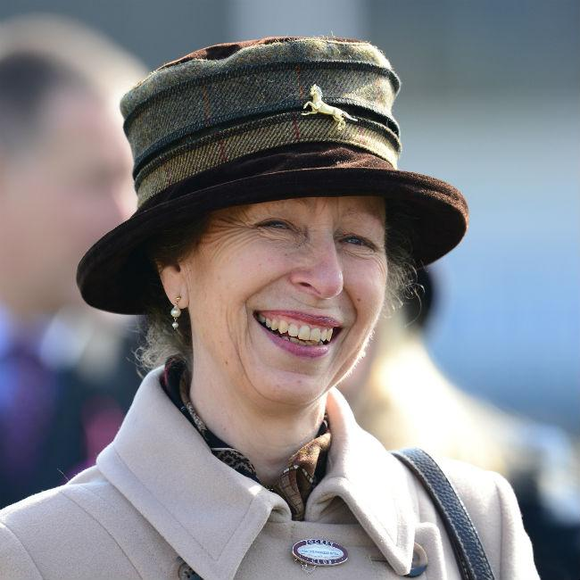 Princess Anne opens Scottish butchery unit