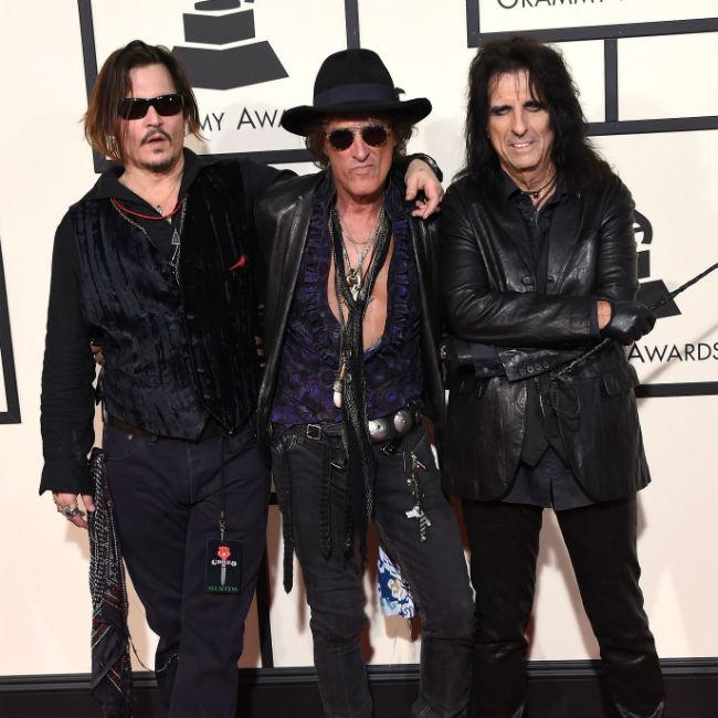 The Hollywood Vampires are coming to tear up the UK