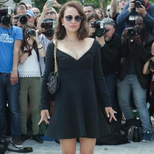 Natalie Portman felt uncomfortable about Golden Globes