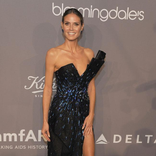 Heidi Klum is ready to date again