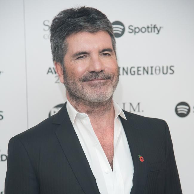 Simon Cowell's aspirations for his son