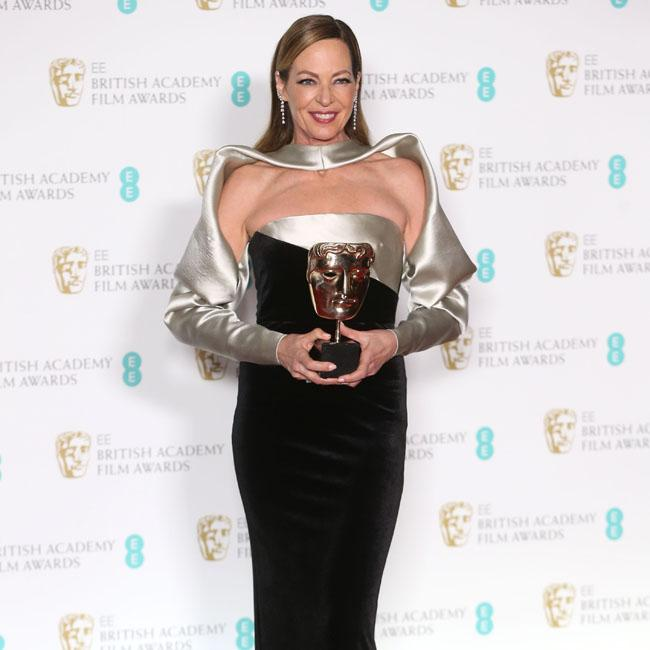 Allison Janney feared breaking royal protocol at BAFTAs