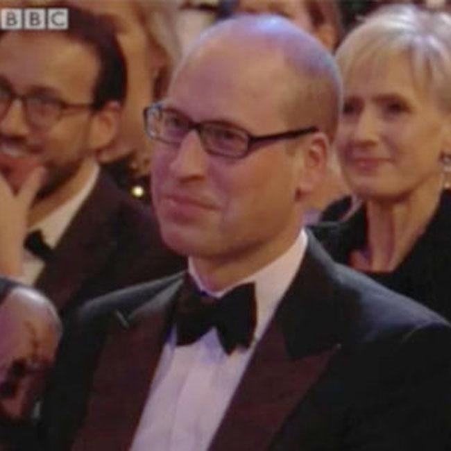Prince William opted for 'bold' eyewear at BAFTAs