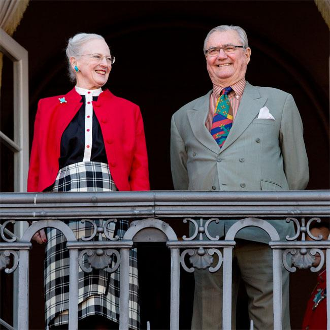Prince Henrik wanted his funeral flowers to be turned into garden for wife