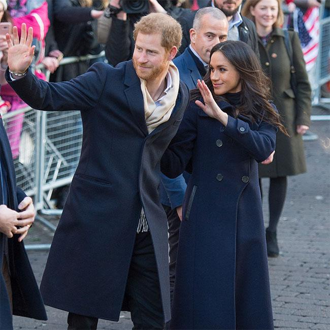 Prince Harry and Meghan Markle's joint royal engagement