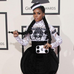 Janelle Monae's robot theory
