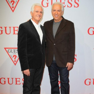 Paul Marciano to take backseat role at Guess amid harassment claims