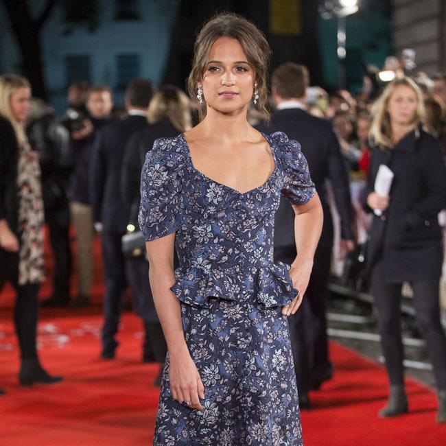 Alicia Vikander: My breasts don't match Lara Croft's