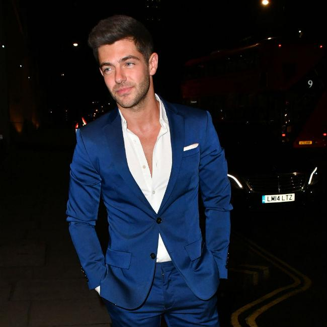 Alex Mytton is dating a model