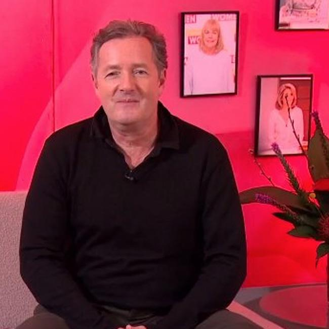 Piers Morgan expects guests to cry on Life Stories