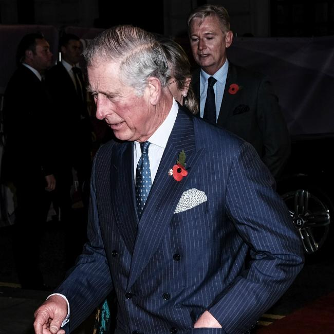 Prince Charles raises awareness of lack of confidence among youths
