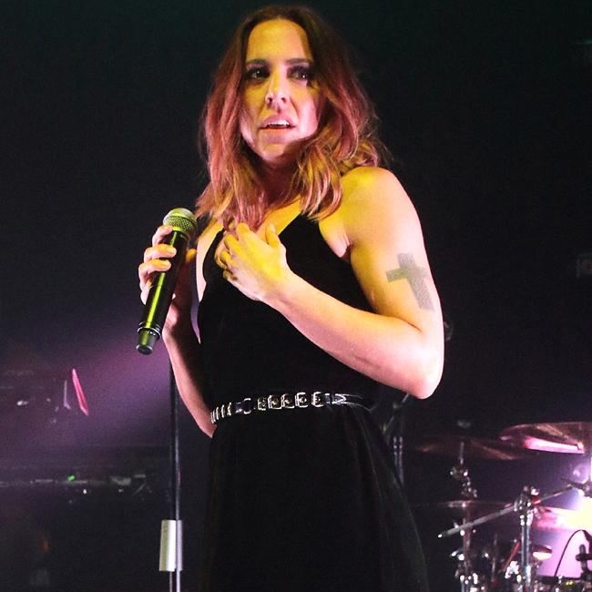 Mel C provokes Liam Gallagher after he threatens to 'smack' the Spice Girls