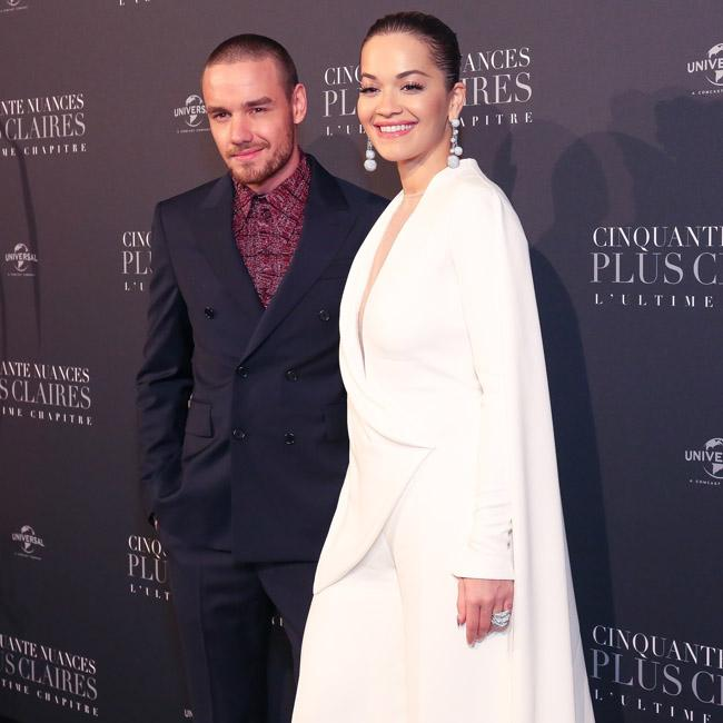 Liam Payne and Rita Ora look charming at Fifty Shades Freed premiere