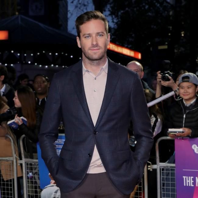 Armie Hammer signs up for thriller
