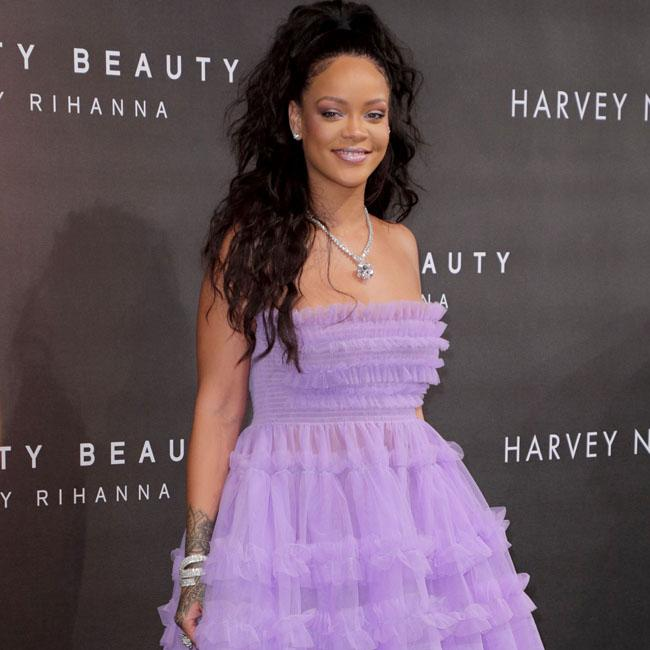 Rihanna's birthday message for mom