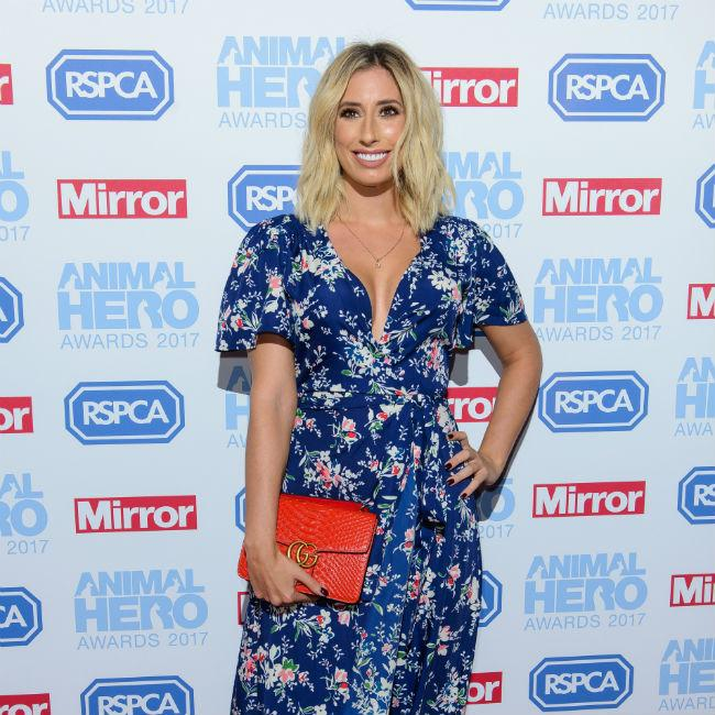 Stacey Solomon sees Loose Women as 'therapy'