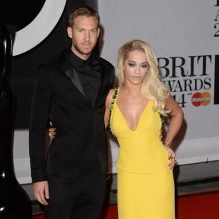 Calvin Harris follows ex Rita Ora on Instagram