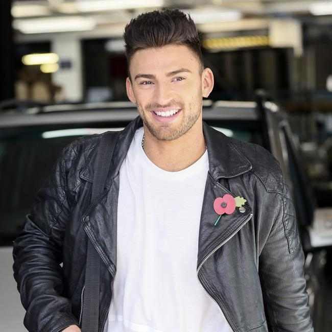 Jake Quickenden has sleep paralysis