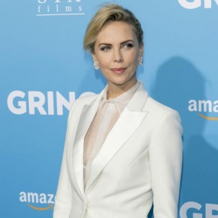 Charlize Theron: My mother supplies me with marijuana