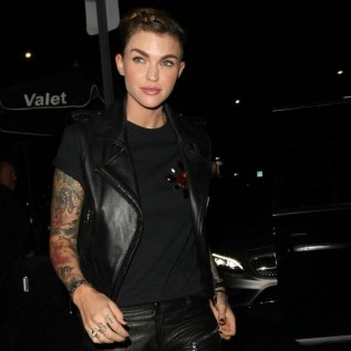 Ruby Rose's animal love is a family affair