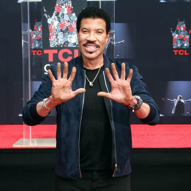 Tuskegee Lionel Richie: Lionel Richie Honoured With Concrete Handprints At TCL