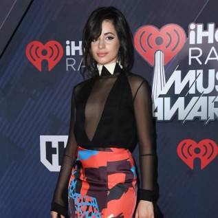 Camila Cabello thought platinum album was a prank
