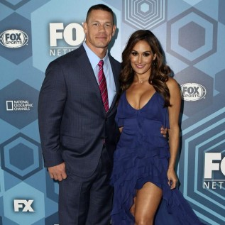 John Cena admits split 'sucks'