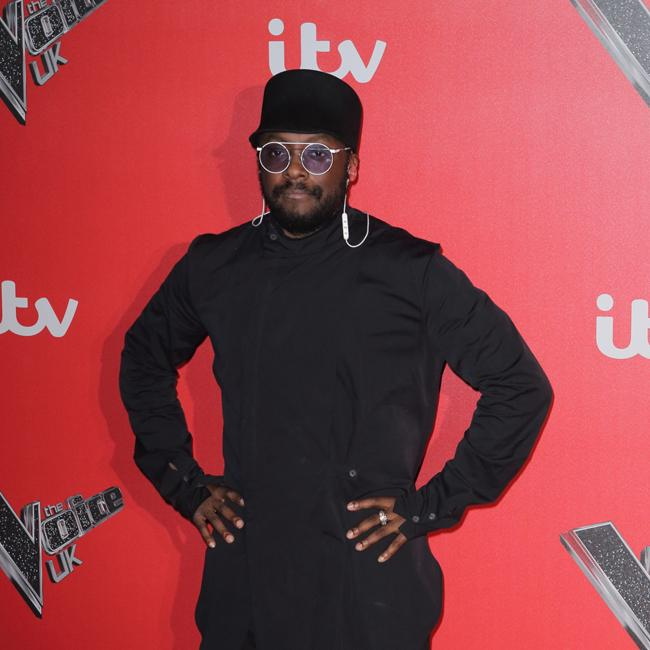 Will.i.am to perform own song on The Voice