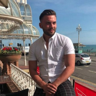 TOWIE newbie Jordan Wright is axed over double job