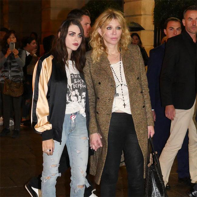 Frances Bean Cobain teases first original song