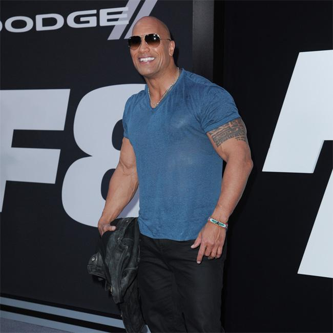 Dwayne Johnson's daughter had breathing issue