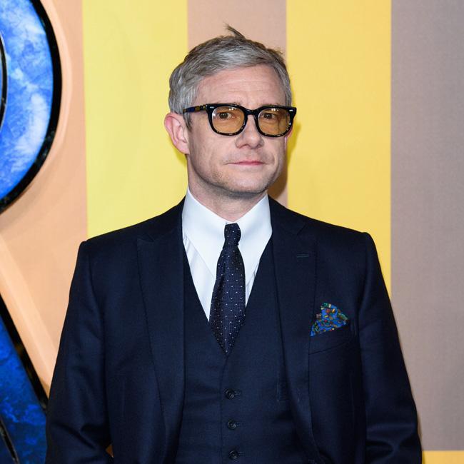 Martin Freeman had Paul Weller crush
