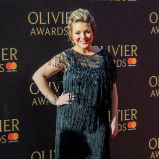 Sheridan Smith made 'Crazy' by men