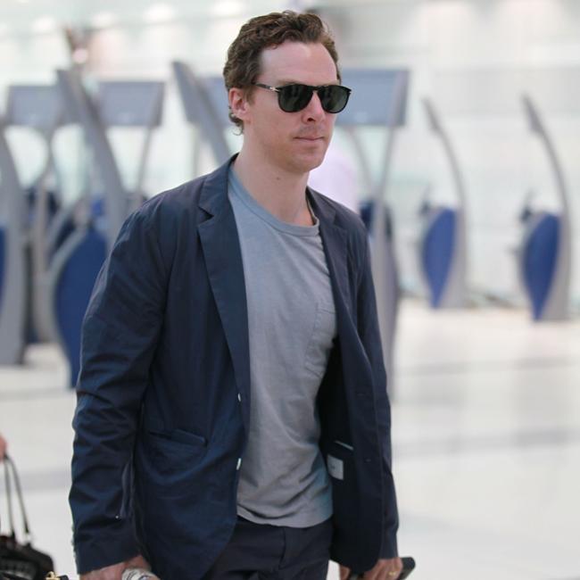 Benedict Cumberbatch is his own worst critic