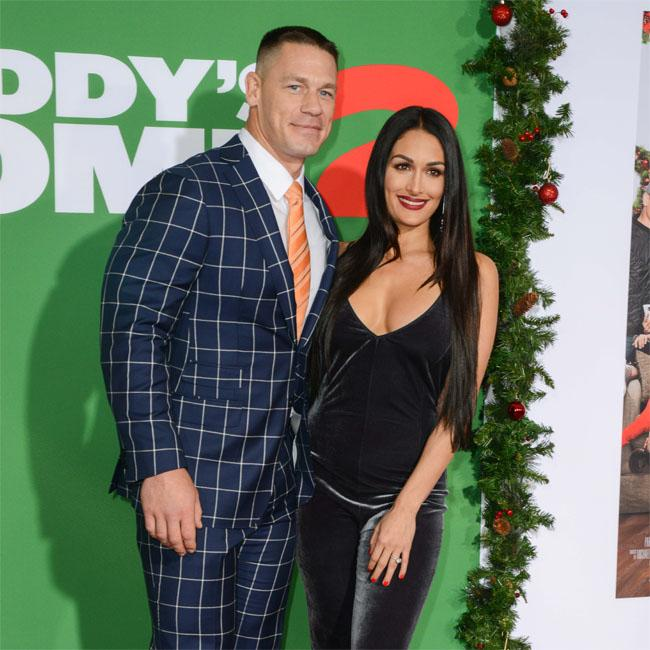John Cena will be a 'snoopy' dad